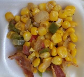Corn/ Bacon