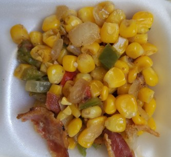Corn/ Bacon