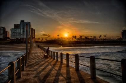 Traumhafter Sonnenuntergang - absolutes Lieblings-(Landschafts-)B ild