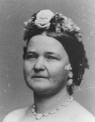 Mary Lincoln (1818-1882)