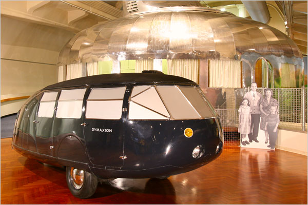 The Dymaxion Car