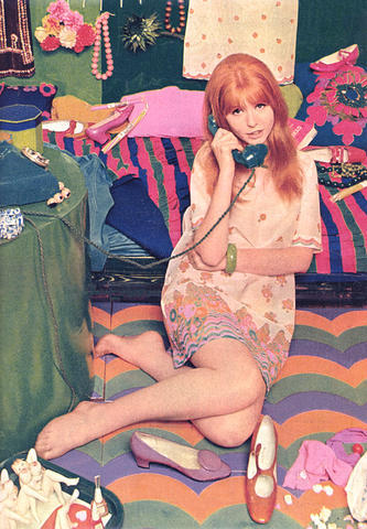 Jane Asher, sister of Peter Asher of Peter and Gordon. Jane Asher dated Sir Paul McCartney for five years until she tired of Paul's rampant infidelity.