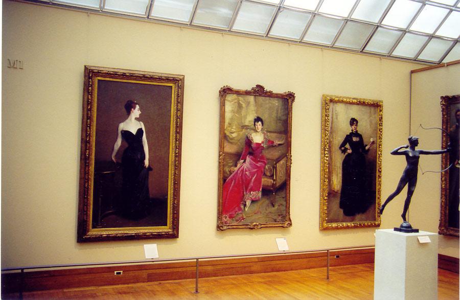 Madame X at the Met