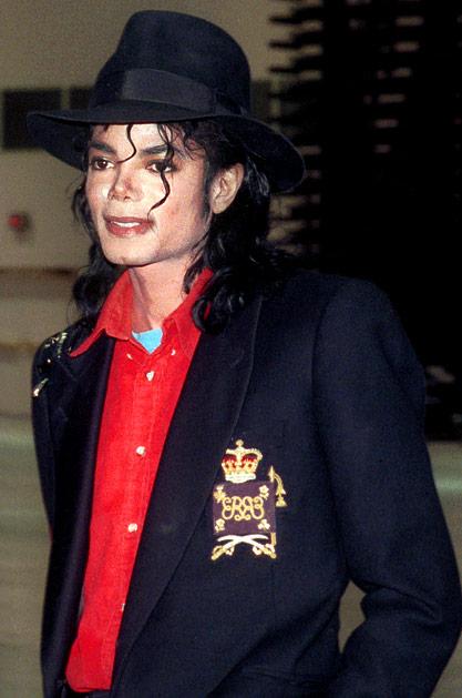 Michael Jackson 1990
