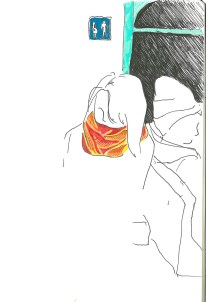 drawing tube 7