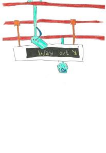 drawing tube 9