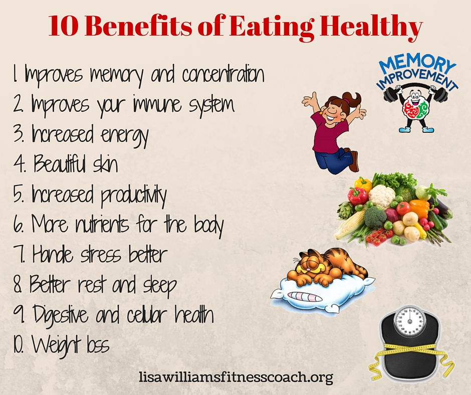 Healthy Eating  Empower Your Life