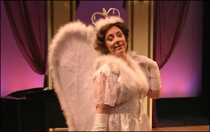 The sassy soprano with no talent.