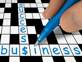 Business success is determined by your customer.
