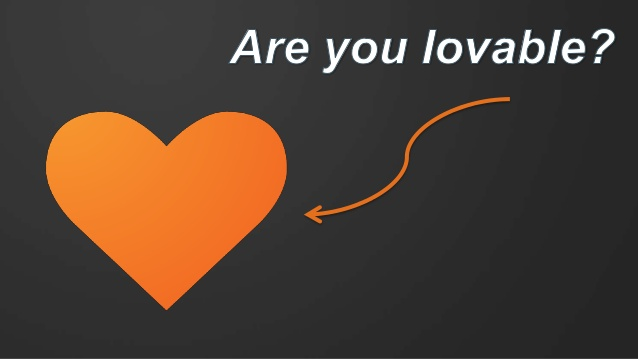 What makes a salesperson lovable?