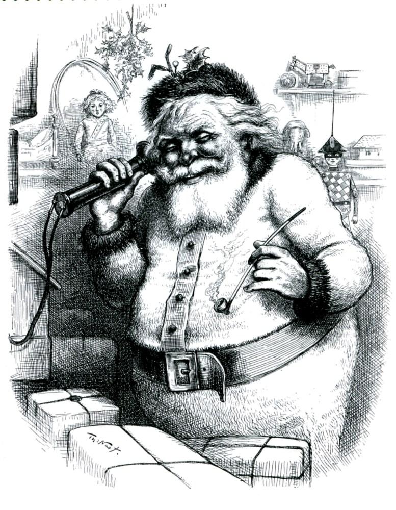 Julenissen er skapt av Coca Cola Company (2/4)