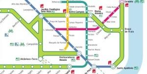 Afficher carte réseau CP