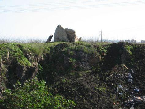 Dolmen de Monte Abrãao
