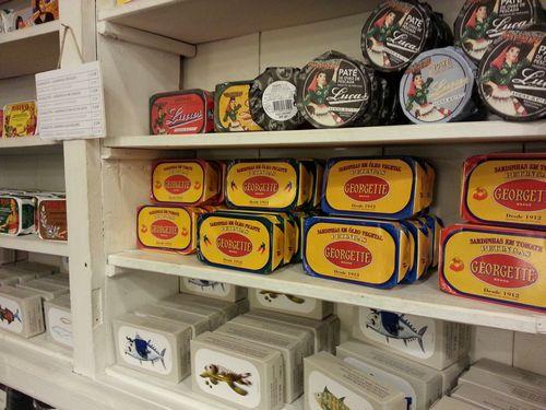 Boutique A Vida Portuguesa à Lisbonne