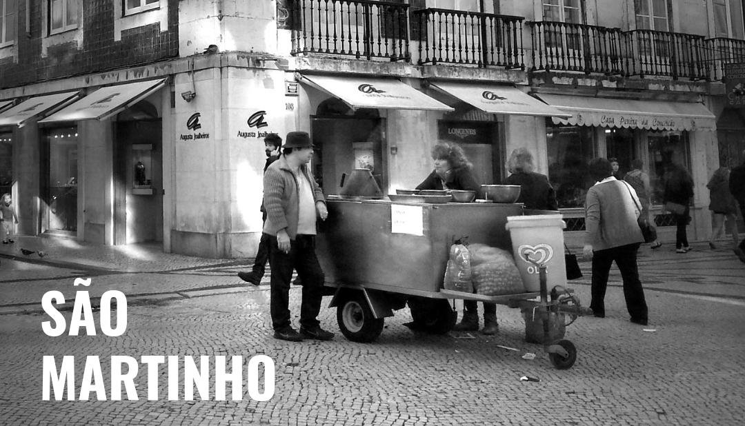 Le Magusto de São Martinho, une fête traditionnelle de l'automne