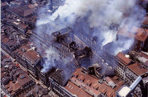 Incendie Chiado