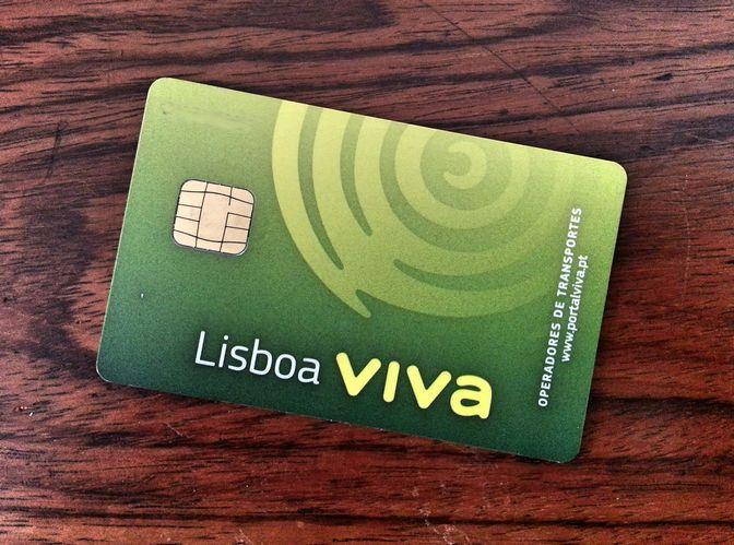 Carte Lisboa Viva Et Navegante 30 Dias Le Forfait Mensuel De Transport Illimit Lisbonne