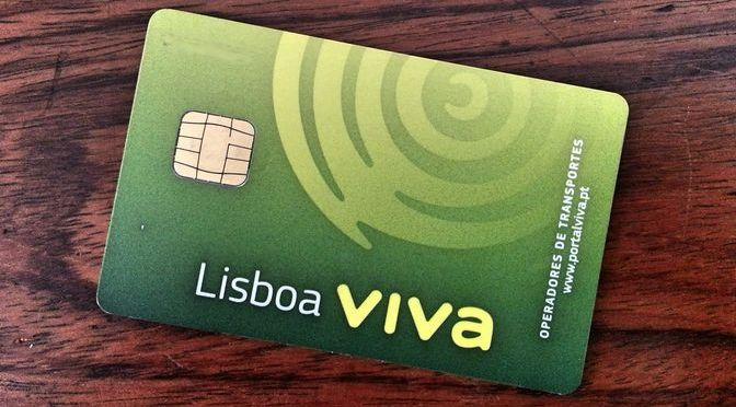 Carte Lisboa Viva
