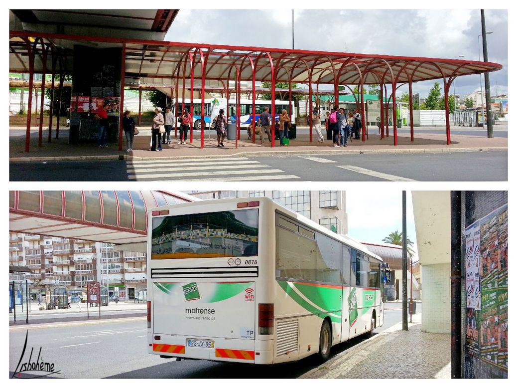 Arrêt de Bus Mafrense