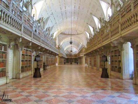 Bibliothèque de Mafra
