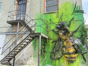 Bee. Bordalo II. Lx_Factory. Mai 2016
