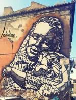 C215, travessa dos Brunos, Janelas Verdes. Octobre 2013