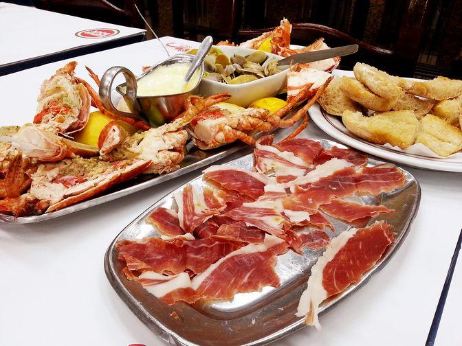Restaurant O Palácio – Le palais des fruits de mer