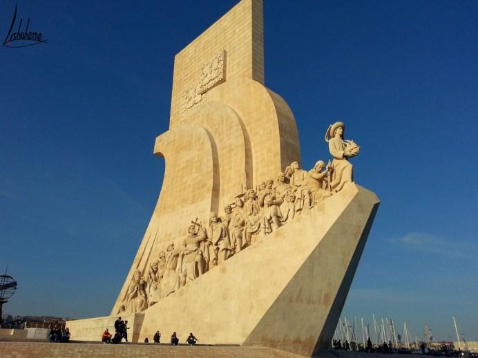 Monument des Découvertes, croisière sur le Tage.