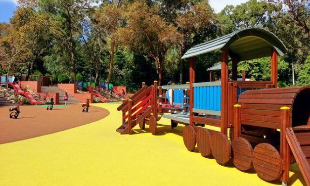 Parc du Alvito à Lisbonne – Un paradis pour les enfants (Et c'est gratuit!)