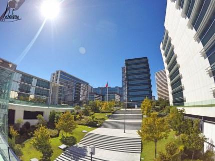 Campus da Justiça - Parc des Nations