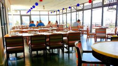 Salle restaurant de Rio Maravilha