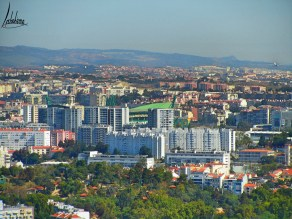 Le stade du Sporting à Alvalade