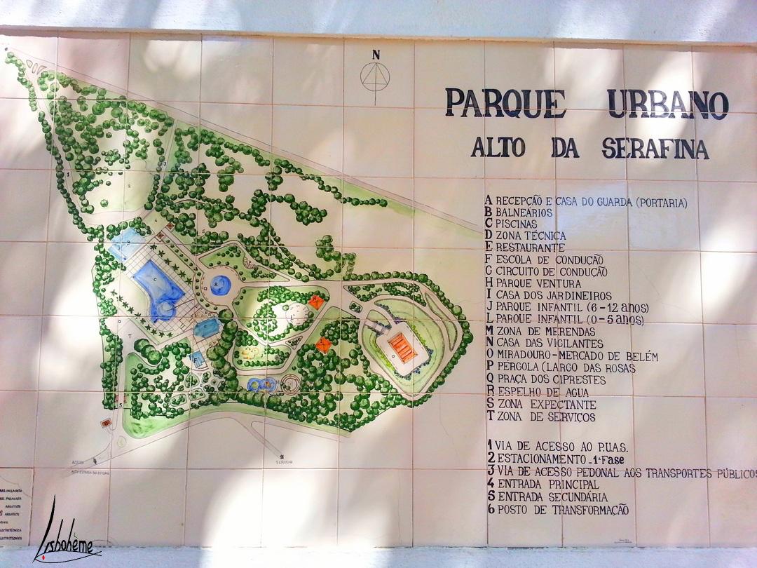 Parc Alto da Serafina