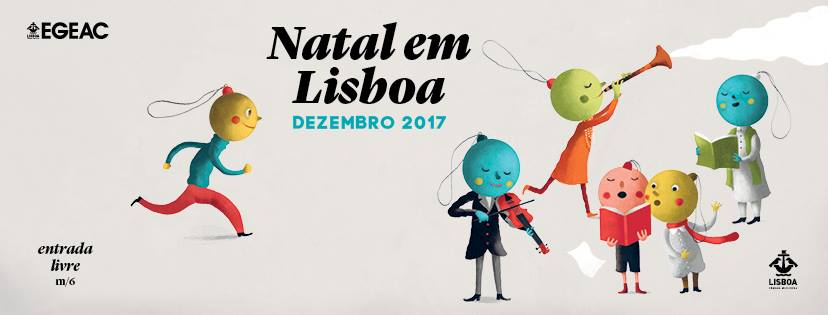 Natal em Lisboa 2017