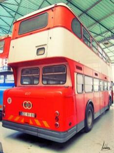 Bus à Impériale musée carris