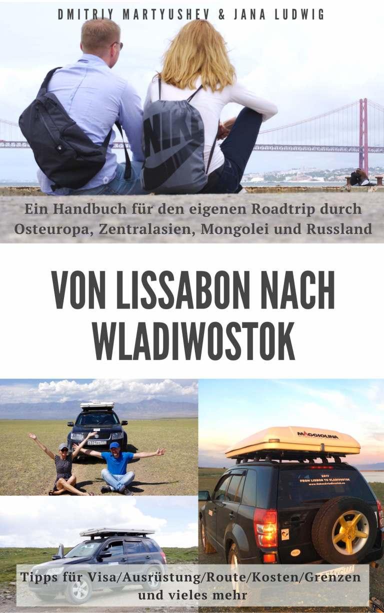 Buchcover: Von Lissabon nach Wladiwostok