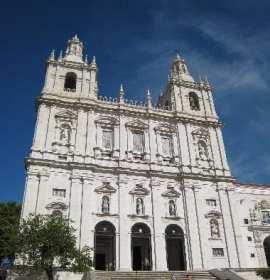 Church of São Vicente of Fora