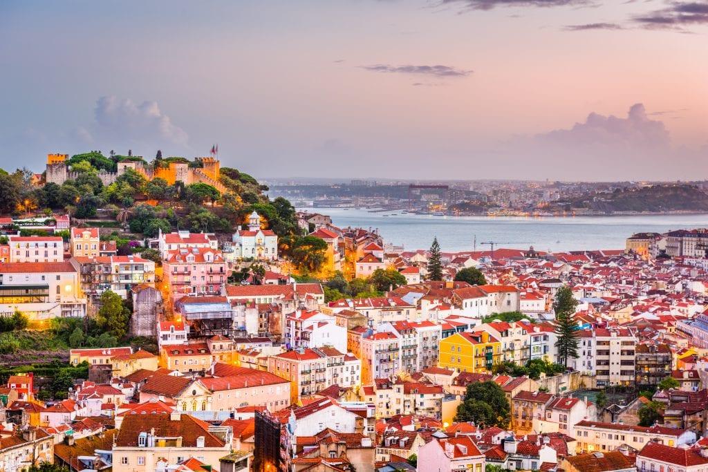 Best Views In Lisbon
