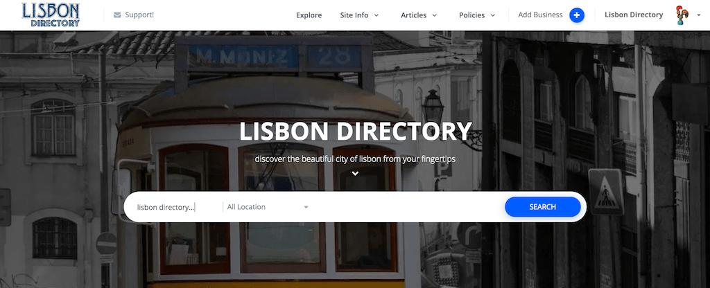 lisbon search