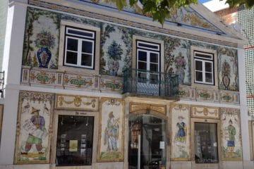 Visite du Muse de lAzulejo  Lisbonne