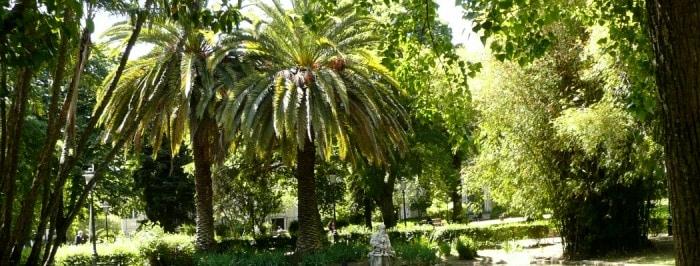 beaux parcs et jardins de lisbonne