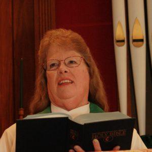 Pastor Elizabeth