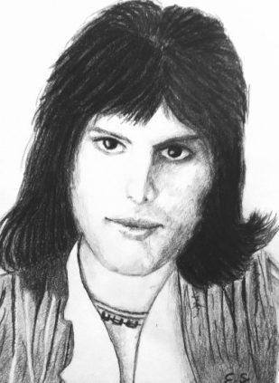 """Magnetyzer od """"One vision"""". Freddie Mercury i zespół Queen"""