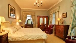 Yeats Room - Lisdonagh Manor House, Galway