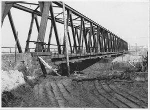 Ehemalige   Eeisenbahn Brücke Lisdorf