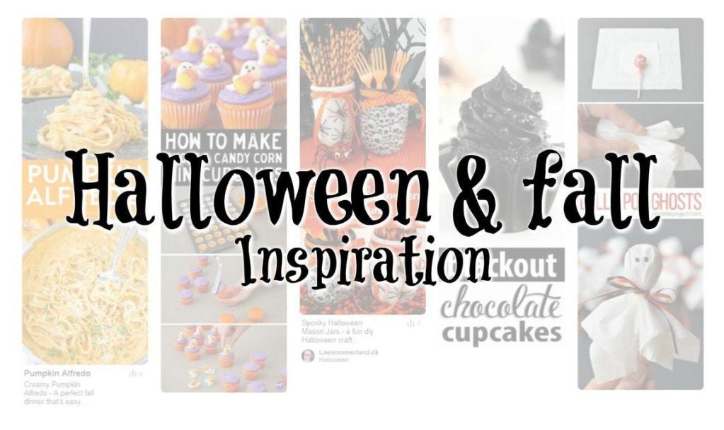 Halloween og efterårs inspiration – Se min samling her