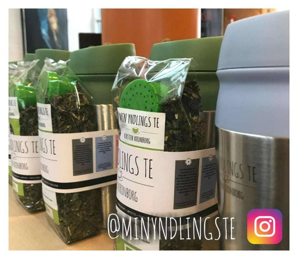 "Musthave te-sæt til zero waste te drikkere – Kirsten fra ""Min yndlings te"" var slet ikke færdig!"