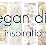 vegansk plantebaseret
