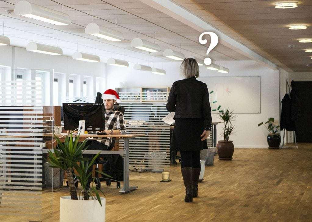 Tager du initiativ til Julehygge på kontoret? – Så får du lidt hjælp her