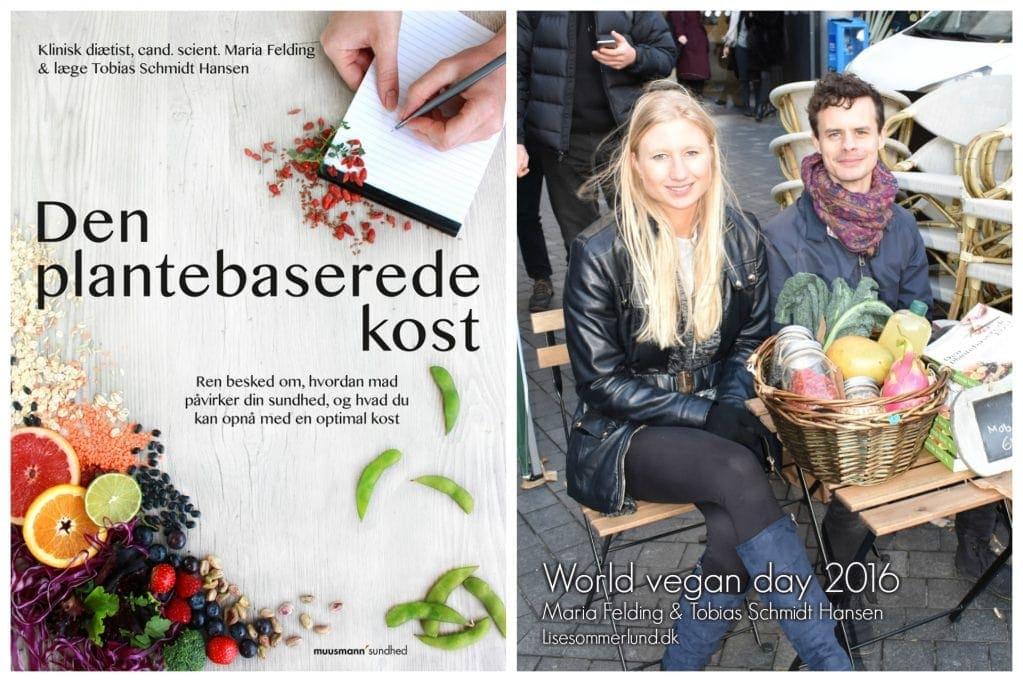 """Giveaway! (afsluttet) """"Den plantebaserede kost"""" fra forlaget Muusmann"""